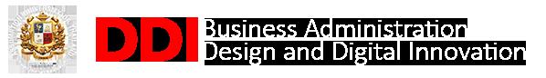 DDI : คณะบริหารธุรกิจ สาขาวิชาการออกแบบและนวัตกรรมดิจิทัล