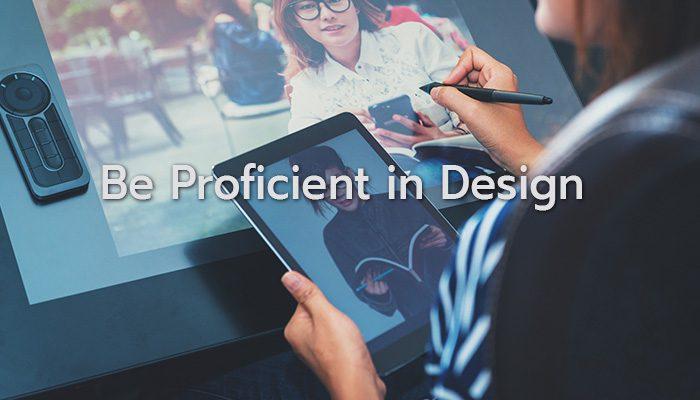 be proficient in design 700x400